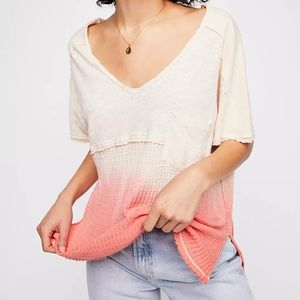 We The Free Sun Dial Tee by Free People